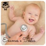 Testes do recém-nascido